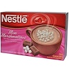 Nestle Hot Cocoa Mix, 미니 마시멜로, 풍부한 밀크 초콜릿의 맛, 10 봉투, 1개 당 0.71 oz (20.2 g) (Discontinued Item)