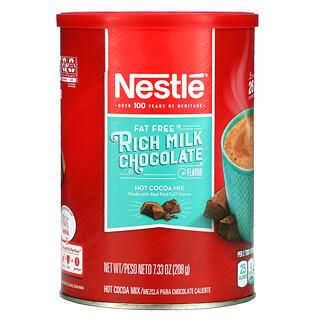 Nestle Hot Cocoa Mix, Rich Milk Chocolate Flavor, Fat Free, 7.33 oz (208 g)