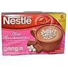 Nestle Hot Cocoa Mix, Кусочки зефира, Смесь для приготовления горячего какао, 6 пакетов, каждый по 0,71 унции (20,2 г)
