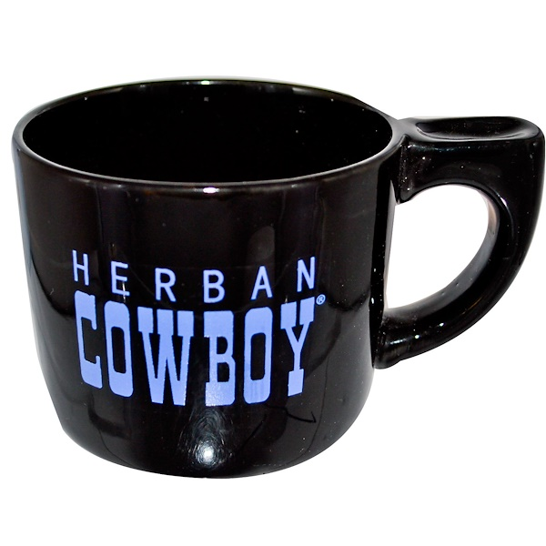 Herban Cowboy, Ceramic Shaving Mug, 1 Mug (Discontinued Item)