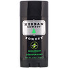 Herban Cowboy, Deodorant, Forest, 2.8 oz (80 g)
