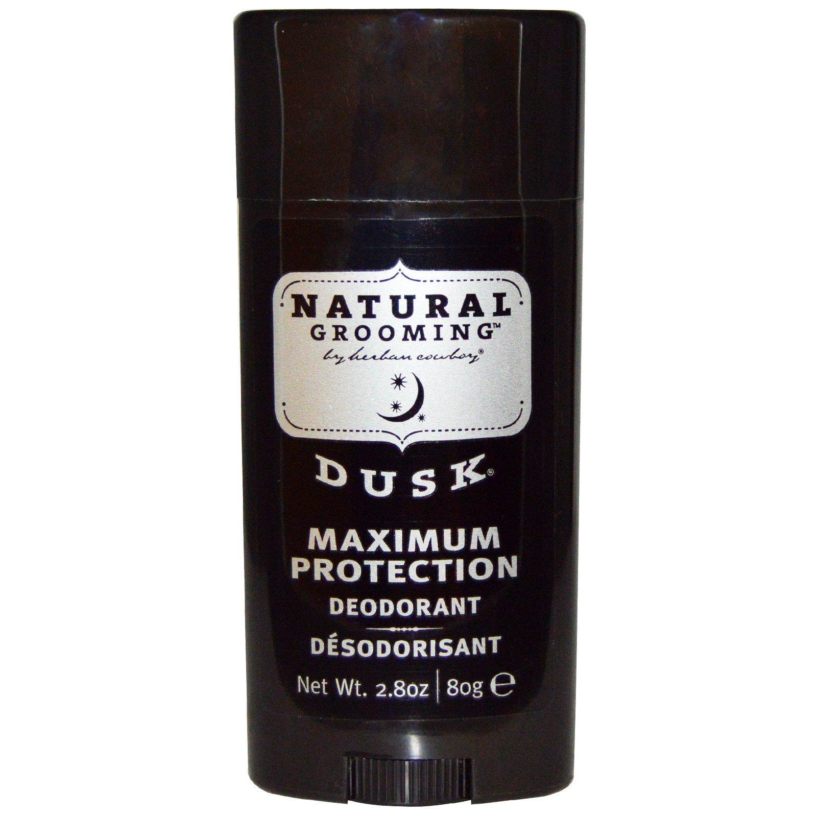 Herban Cowboy, Натуральный уход, дезодорант, Dusk, 2,8 жидких унции (80 мл)