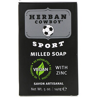 Sport, Milled Soap, 5 oz (140 g) - фото