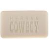 Herban Cowboy, Sport, Milled Soap, 5 oz (140 g)