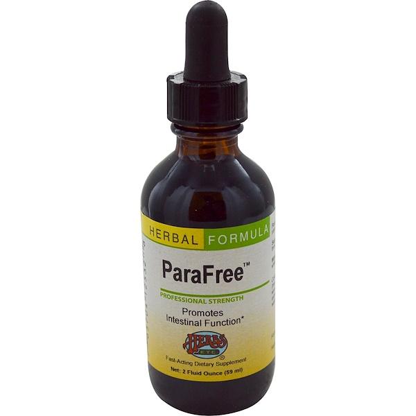 Herbs Etc., ParaFree 2 жидких унции (59 мл) (Discontinued Item)
