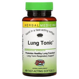 Herbs Etc., 潤肺膠囊,60 粒速效軟膠囊