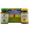 Herbs Etc., Allergy ReLeaf System, 2 Bottles, 30 Softgels/Tablets (Discontinued Item)