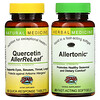 Herbs Etc., Allergy ReLeaf System, 2 Bottles, 60 Softgels/60 Tablets