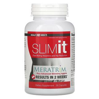 Health Direct, SLIMit, средство для похудения, 56капсул