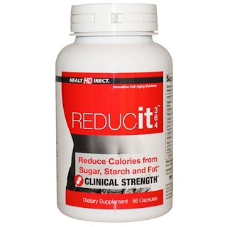 Health Direct, Reducit 364, 56 Capsules