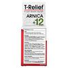 MediNatura, T-Relief, Arnica +12, 100 Tablets