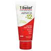 MediNatura, T-Relief, Arnica +12, Plant-Based Relief Cream, 2 oz (57 g)