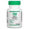MediNatura, BHI Flu +, 100 Tablets