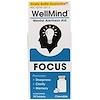 WellMind Focus, Mental Alertness Aid, 90 Tablets