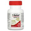 MediNatura, T-Relief, Arnica +12, Extra Strength, 100 Tablets
