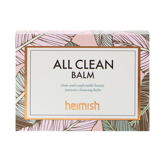 Heimish, All Clean Balm, 120 мл