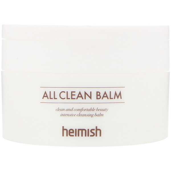 Heimish, Pommade All Clean, 120 ml