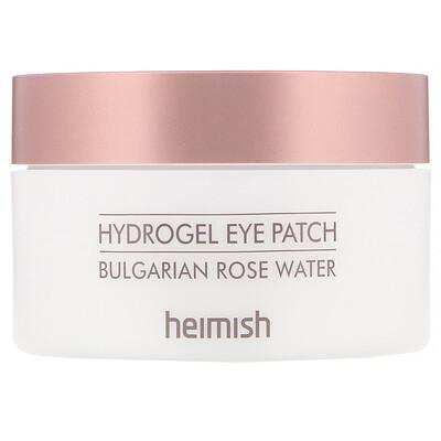 Купить Heimish Гидрогелевые патчи под глаза с болгарской розовой водой, 60патчей