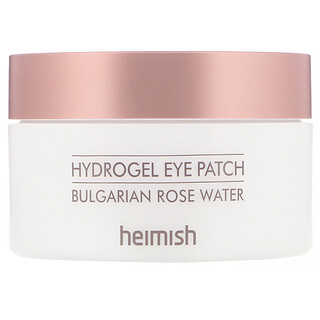 Heimish, Hydrogel Eye Patch, Bulgarian Rose Water, 60 Patches