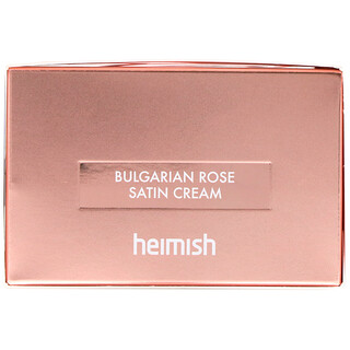 Heimish, Bulgarian Rose Satin Cream, 55 ml