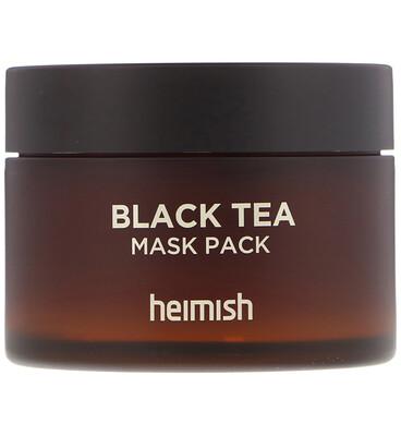Купить Heimish Упаковка масок с черным чаем, 110 мл