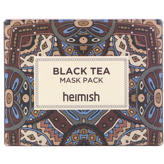 Heimish, Black Tea Mask Pack, 110 ml