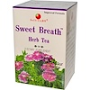 Health King, Sweet Breath Herb Tea, 20 Tea Bags, 1.20 oz (34 g) (Discontinued Item)