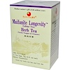 Health King, Maifanite Longevity Herb Tea, Caffeine-Free, 12 Tea Bags, 0.35 oz (10 g) Each (Discontinued Item)