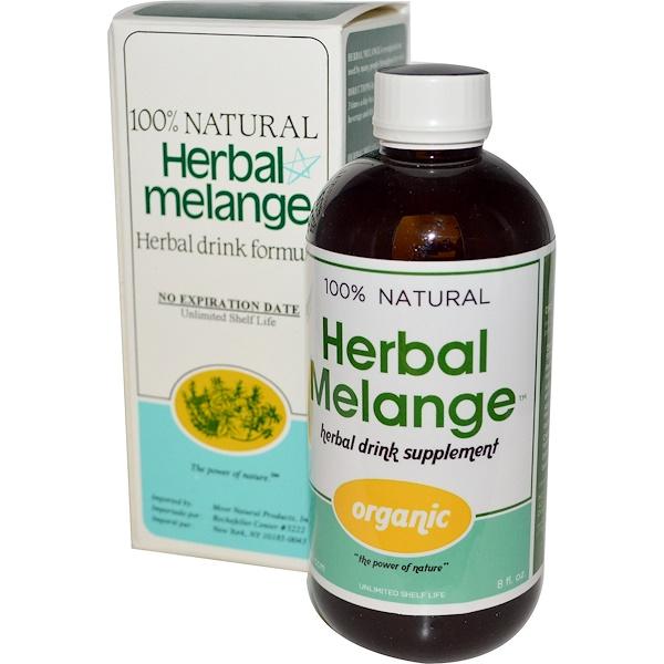 Herbal Melange Norimoor, Herbal Drink Formula, 8 fl oz (240 ccm) (Discontinued Item)