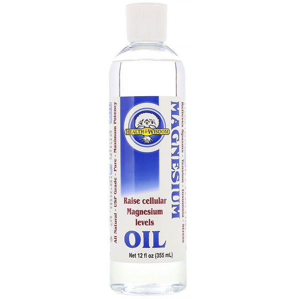 Magnesium Oil, 12 fl oz (355 ml)