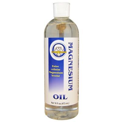 Магниевое масло, 473 мл (16 жидких унций) масло эму 2 жидких унций 60 мл