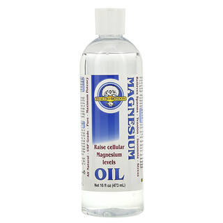 Health and Wisdom, Magnesium Oil, 16 fl oz (473 ml)