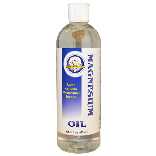Magnesium Oil, 16 fl oz (473 ml)
