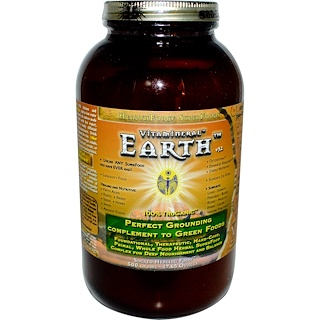 HealthForce Superfoods, Vitamineral Earth V.3.2, 1.1 lbs (500 g)