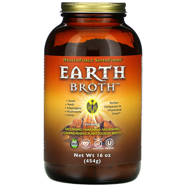 Earth Broth, Version 5, 16 oz (454 g)
