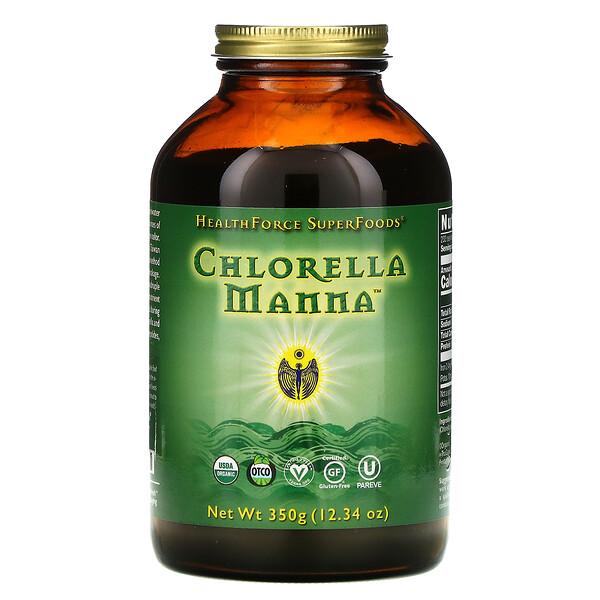Chlorella Manna, 12.34 oz (350 g)