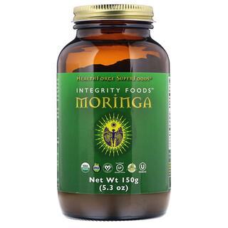 HealthForce Superfoods, Integrity Foods, Moringa, 5.3 oz (150 g)