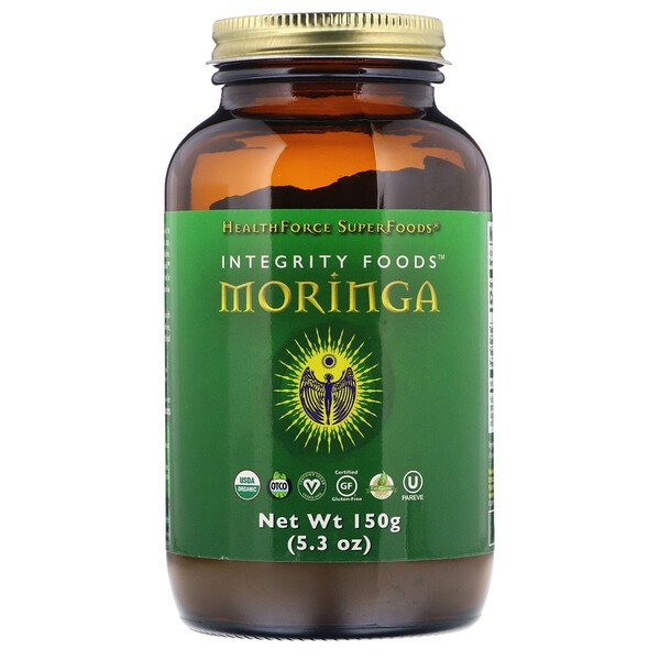 Integrity Foods, Moringa, 5.3 oz (150 g)