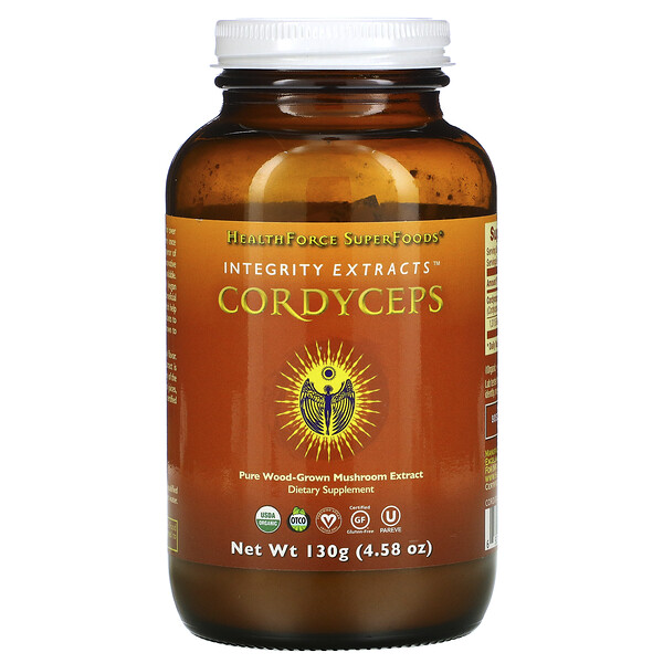Integrity Extracts,  Cordyceps , 4.58 oz (130 g)
