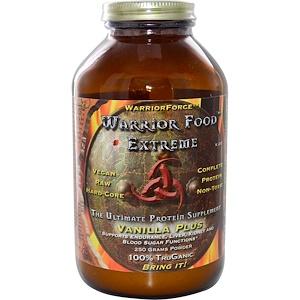 ХэлсФорс Нутришналс, Warrior Food, The Ultimate Protein Supplement, Vanilla, Version 3.0, 8.82 oz (250 g) отзывы