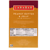 Larabar, Peanut Butter & Jelly, 16 Bars, 1.7 oz (48 g) Each