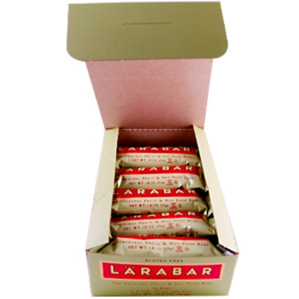 Larabar, Ginger Snap, 16 Bars, 1.8 oz (51 g) Per Bar (Discontinued Item)