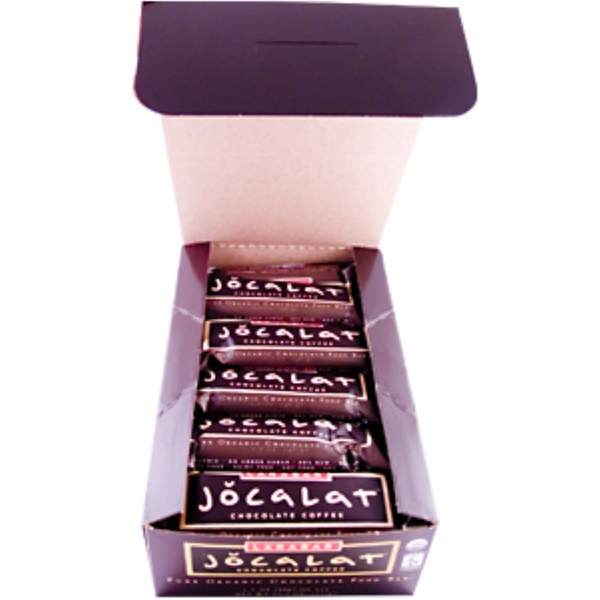 Larabar, Jocalat, Chocolate Coffee, 16 Bars, 1.7 oz (48 g) Per Bar (Discontinued Item)