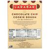 Larabar, The Original Fruit & Nut Food Bar, Chocolate Chip Cookie Dough, 16 Bars, 1.6 oz (45 g) Each