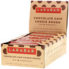 Larabar, Massa de Cookie de Chocolate Chip, 16 Barras, 1,6 oz (45 g) Cada