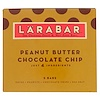 Larabar, Peanut Butter Chocolate Chip, 5 Bars, 1.6 oz (45 g) Each