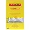 Larabar, Lemon Bar, 16 Bars, 1.6 oz (45 g) Each
