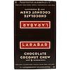 Larabar, チョコレートココナッツチュウ、16本、各1.6オンス(45 g)