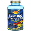 Health From The Sun, масло примулы вечерней, 500мг, 180мягких мини-таблеток