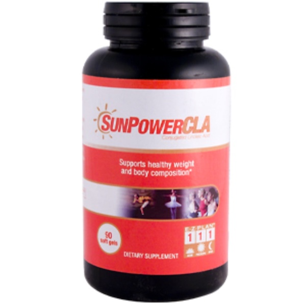 Health From The Sun, SunPower, CLA, 90 Soft Gels (Discontinued Item)